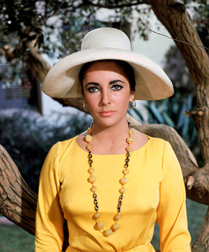 Elizabeth Taylor - The Sandpiper - Movie Still Poster