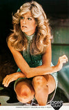 Farrah Fawcett-Majors - Logan's Run - 1976 -  Promotional Poster