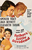 Father's Little Dividend - 1951 - Movie Poster