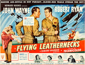 Flying Leathernecks - 1951 - Movie Poster Mug
