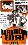 Forbidden Flesh - 1968 - Movie Poster