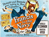 Francis In The Navy - 1955 - Movie Poster Mug