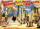 Frederick Bancroft - Prince Of Magicians - 1895 - Circus Show Poster
