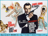 From Russia With Love - James Bond - 1964 - Movie Poster Mug