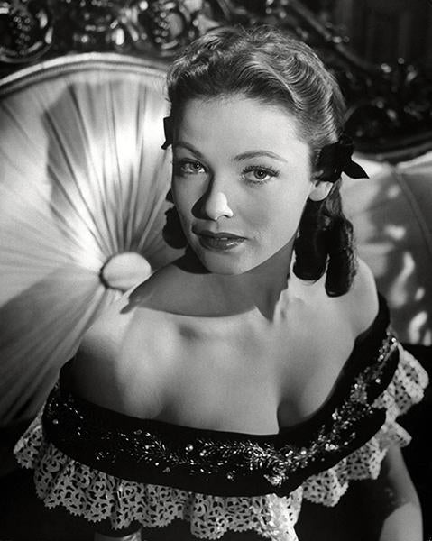 Gene Tierney - Dragonwyck - Movie Still Mug