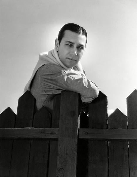 George Raft - Movie Star Portrait Mug