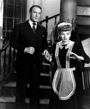 George Sanders - Lucille Ball - Lured - Movie Still Mug