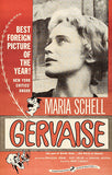 Gervaise - 1957 - Movie Poster