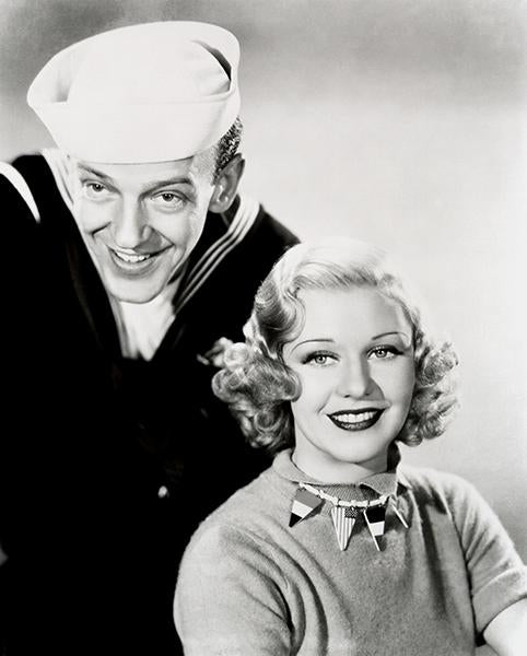 Ginger Rogers - Fred Astaire - Follow The Fleet - Movie Still Mug