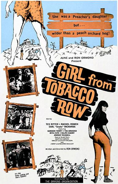 Girl From Tobacco Row - 1966 - Movie Poster Mug