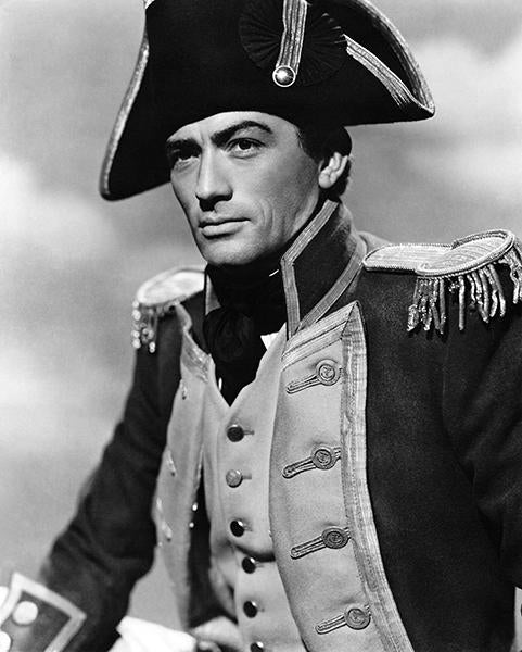 Gregory Peck - Captain Horatio Hornblower - Movie Still Mug