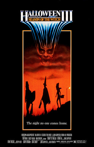 Halloween III - 1982 - Movie Poster Magnet