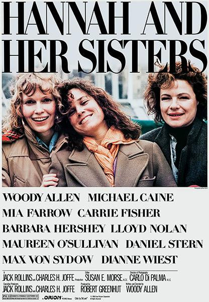 Hanna And Her Sisters - 1986 - Movie Poster Mug