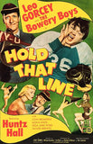 Hold That Line - 1952 - Movie Poster Mug