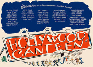 Hollywood Canteen - 1944 - Movie Poster Mug