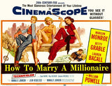 How To Marry A Millionaire - 1953 - Movie Poster Mug