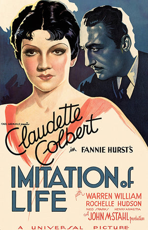 Imitation Of Life - 1934 - Movie Poster Magnet