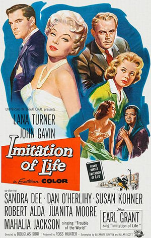 Imitation Of Life - 1959 - Movie Poster Magnet