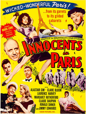 Innocents In Paris - 1953 - Movie Poster Mug