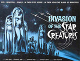 Invasion of the Star Creatures - 1962 - Movie Poster Mug