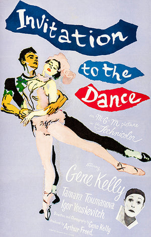 Invitation To The Dance - 1956 - Movie Poster Mug