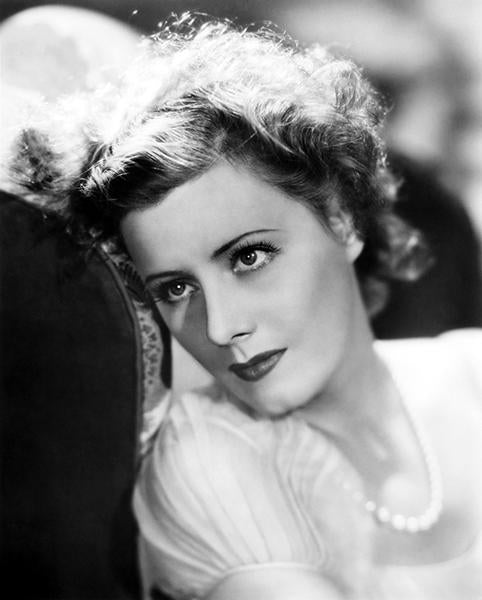 Irene Dunne - Movie Star Portrait Mug