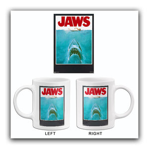 Jaws - 1975 - Movie Poster Mug