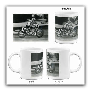 Jay Springsteen #1 - Harley-Davidson XR 750 Racing - Photo Mug
