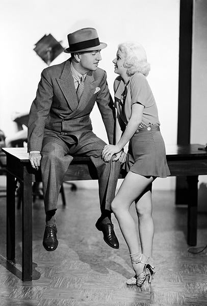 Jean Harlow - William Powell - Reckless - Movie Still Mug