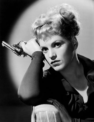 Judy Holliday - Adam's Rib - Movie Still Poster