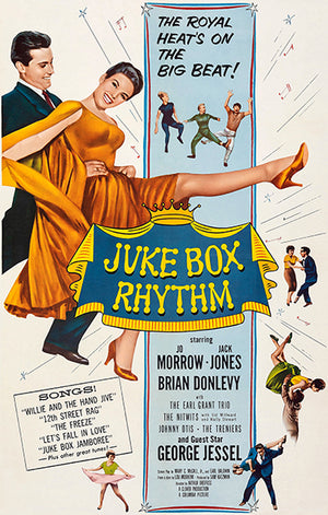 Juke Box Rhythm - 1959 - Movie Poster