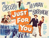 Just For You - 1952 - Movie Poster