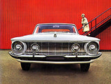 1962 Plymouth Fury - Promotional Advertising Poster