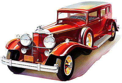 1931 Packard - Promotional Advertising Poster