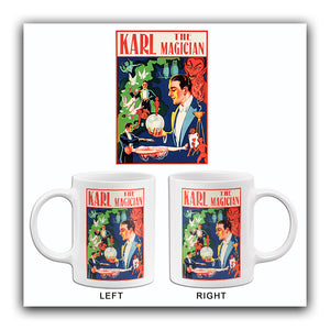 Karl The Magician - 1928 - Show Mug