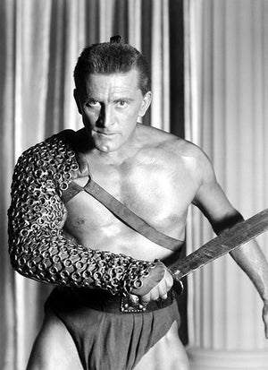 Kirk Douglas - Spartacus - Movie Still Magnet