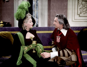 Lana Turner - Vincent Price - The Three Musketeers - Movie Still Poster
