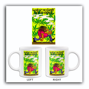Land Of The Giant Green Grass - 1972 - POP Art Mug