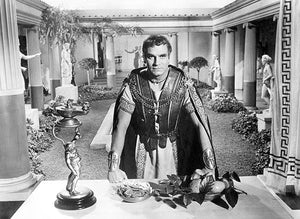 Laurence Olivier - Spartacus - Movie Still Magnet