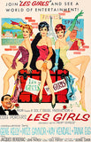 Les Girls - 1957 - Movie Poster