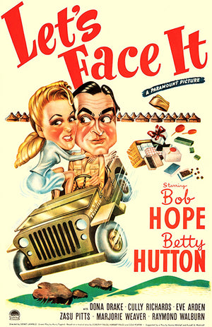 Let's Face It - 1943 - Movie Poster