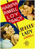 Libeled Lady - 1936 - Movie Poster Magnet