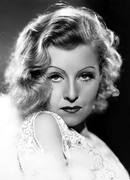 Lilian Harvey - Movie Star Portrait Magnet