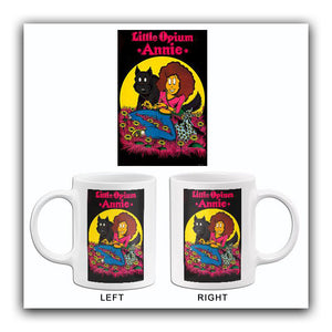 Little Opium Annie - 1972 - POP Art Mug