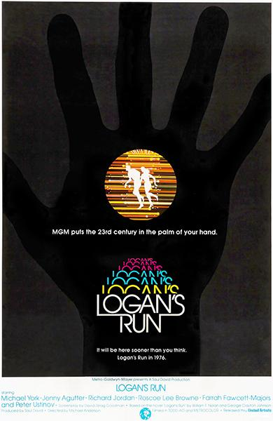 Logan's Run - 1976 - Movie Poster Mug