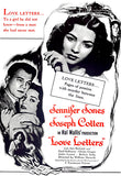 Love Letters - 1945 - Movie Poster
