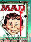 MAD Magazine #50 - October 1959 - Cover Poster