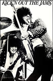 MC5 - Kick'n Out The Jams - 1969 - Band Promotional Poster