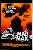 Mad Max - 1979 - Movie Poster Magnet