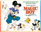 Magic Boy - 1960 - Movie Poster Magnet